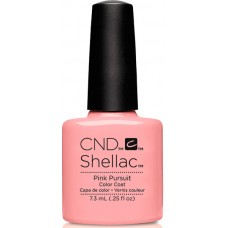 Гель-лак CND Shellac Pink Pursuit