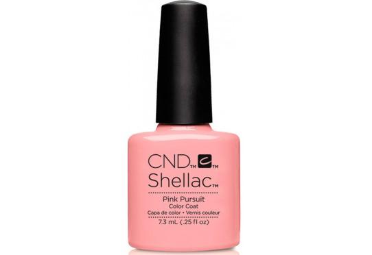Гель-лак CND™ Shellac™ Pink Pursuit Фото 1