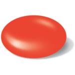 Гель-лак CND™ Shellac™ Electric Orange Фото 3