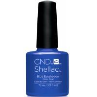 CND Shellac Blue Eyeshadow