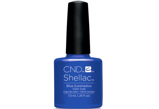 Гель-лак CND™ Shellac™ Blue Eyeshadow Фото 1