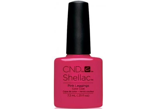 Гель-лак CND™ Shellac™ Pink Leggings