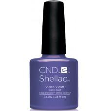 Гель-лак CND Shellac Video Violet