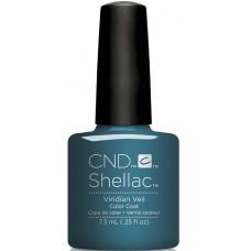 Гель-лак CND Shellac Viridian Veil