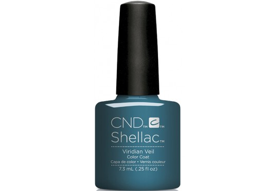 Гель-лак CND™ Shellac™ Viridian Veil Фото 1