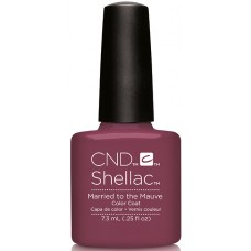 Гель-лак CND Shellac Married To The Mauve