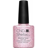 CND Shellac Blushing Topaz