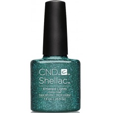 Гель-лак CND Shellac Emerald Lights