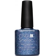 Гель-лак CND Shellac Starry Sapphire