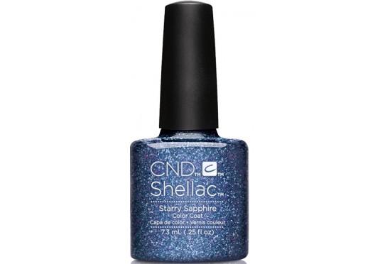 Гель-лак CND™ Shellac™ Starry Sapphire Фото 1