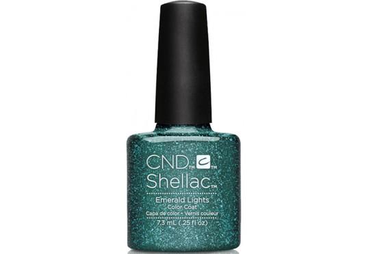 Гель-лак CND™ Shellac™ Emerald Lights Фото 1