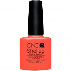 Гель-лак CND Shellac Electric Orange