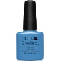 CND Shellac Digi-teal 7.3 мл