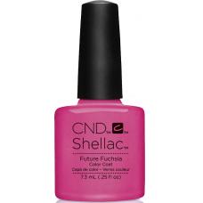 Гель-лак CND™ Shellac™ Future Fuchsia