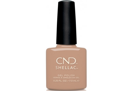 Гель-лак CND Shellac Wrapped in Linen Фото 1