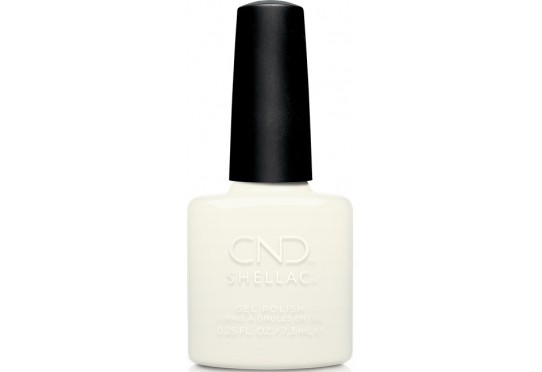 Гель-лак CND Shellac White Wedding