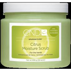 Скраб увлажняющий цитрусовый Moisture Scrub (908г)