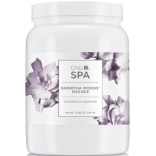 Маска с маслом арганы CND™ SPA Gardenia Woods Masque (1,8кг)