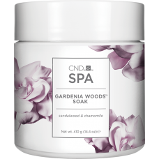 Соль для мацерации CND™ SPA Gardenia Woods Soak (410г)