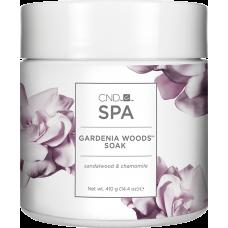 Соль для мацерации CND™ SPA Gardenia Woods Soak (410г)