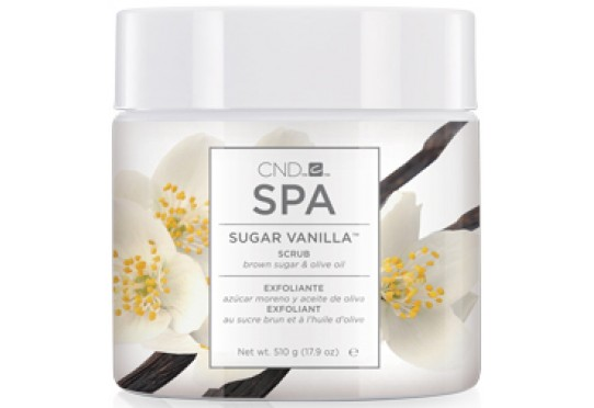 Скраб для рук SPA Sugar Vanilla Scrub (510г)
