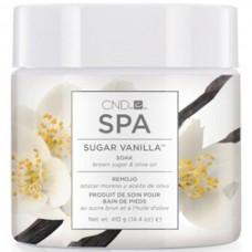 Средство для мацерации CND™ SPA Sugar Vanilla Soak (410г)