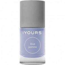 Голубой лак для стемпинга :YOURS Blue Jasmine