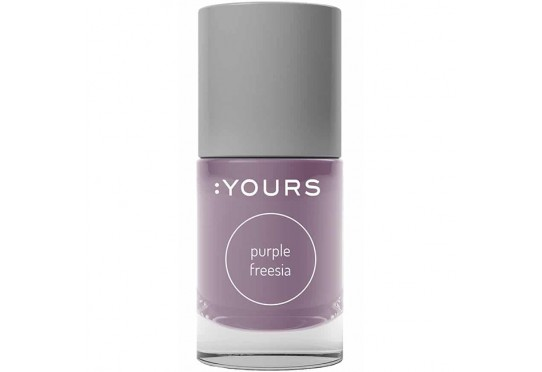 Лак для стемпинга Purple Freesia