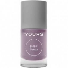 Светло-фиолетовый лак для стемпинга :YOURS Purple Freesia