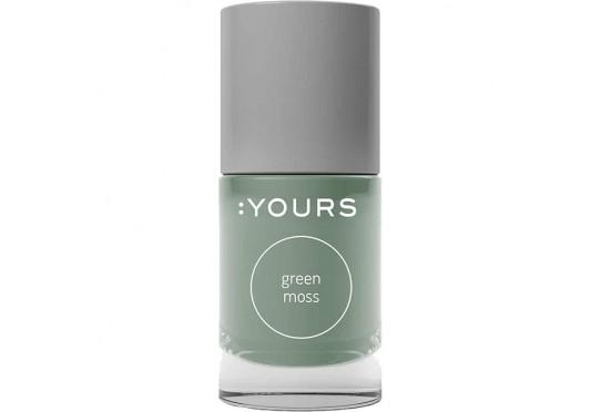 Лак для стемпинга Green Moss