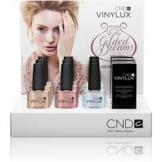 Набор лаков для ногтей CND Vinylux Gilded Dreams