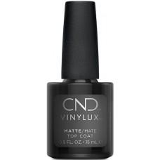 Закрепитель матовый CND Vinylux Matte Top Coat