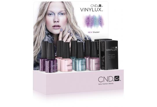 Набор лаков для ногтей CND™ Vinylux™ Aurora Collection