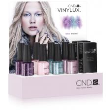 Набор лаков для ногтей CND Vinylux Aurora Collection