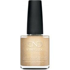 Лак для ногтей CND Vinylux #368 Get That Gold