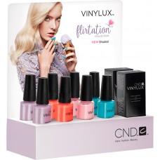 Набор лаков для ногтей CND Vinylux Flirtation Small