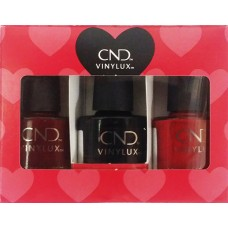 Набор лаков для ногтей CND Vinylux Valentines Red Hots Kit