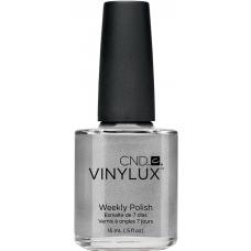 Лак для ногтей CND Vinylux Silver Chrome
