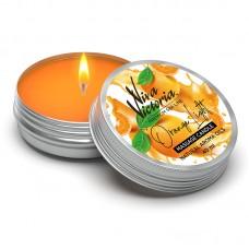 Масажна свічка для манікюру Viva Victoria Апельсинове Світло (40мл)