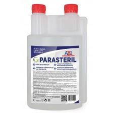 Дезінфекційний засіб для поверхонь і холодної стерилізації інструментів Parasteril Парастеріл (1000мл)