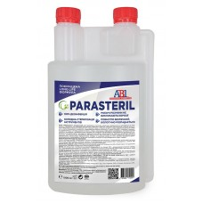 Дезинфицирующее средство для поверхностей и холодной стерилизации инструментов Parasteril Парастерил (1000мл)