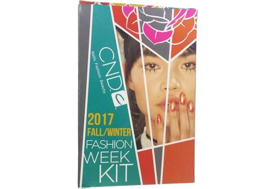 Набор для дизайна ногтей CND Fashion Week Art Kit