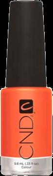 Лак CND Сolour Electric Orange #545