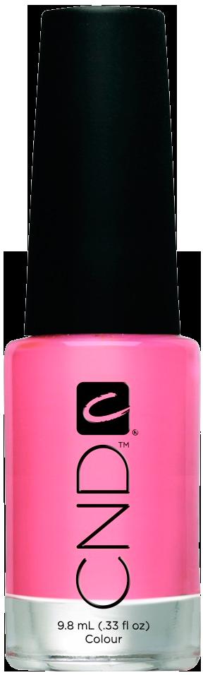 Лак CND Сolour Flamingo Feather №514