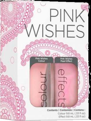 Коллекция лаков Colour and Effects Pink Wishes