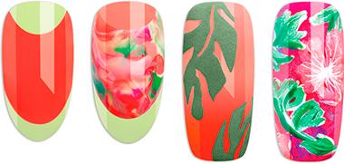 Дизайны ногтей на сайте vinylyx-cnd